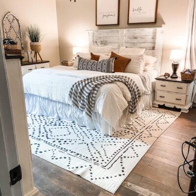 Bedroom Inspiration (Farmhouse Style)