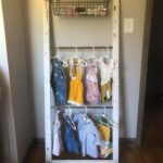 Farmhouse Closet Idea for Kids