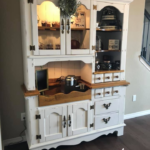 Farmhouse Hutch Makeover: Before & After