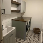 Farmhouse Laundry Room Makeover: Before & After