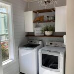 Farmhouse Laundry Room Makeover (Before & After)