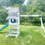 Kids Playground Farmhouse Makeover