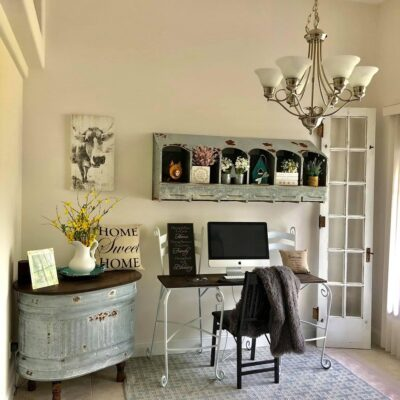 Farmhouse Office Inspiration
